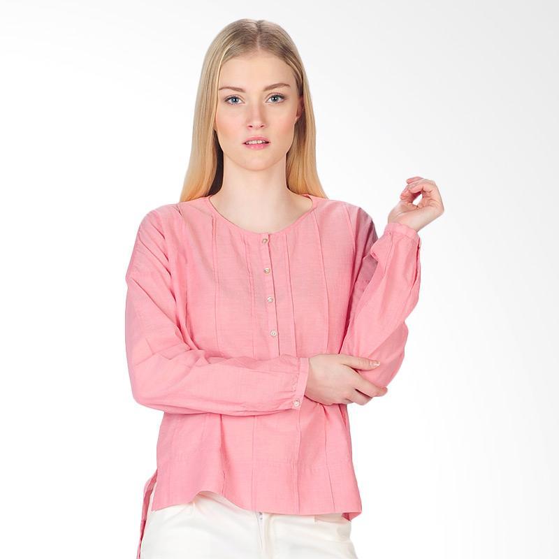 SJO & Simpaply Napoli Women's Blouse - Pink