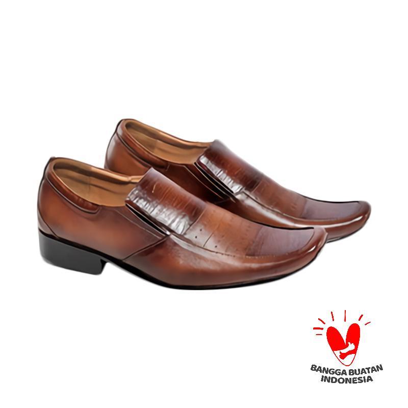 Spiccato SP 506.04 Sepatu Formal Pria - Coklat