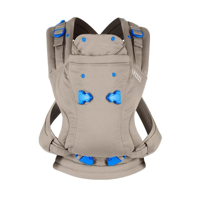 We Made Me Pao Papoose 3in1 Baby Carrier - Pebble