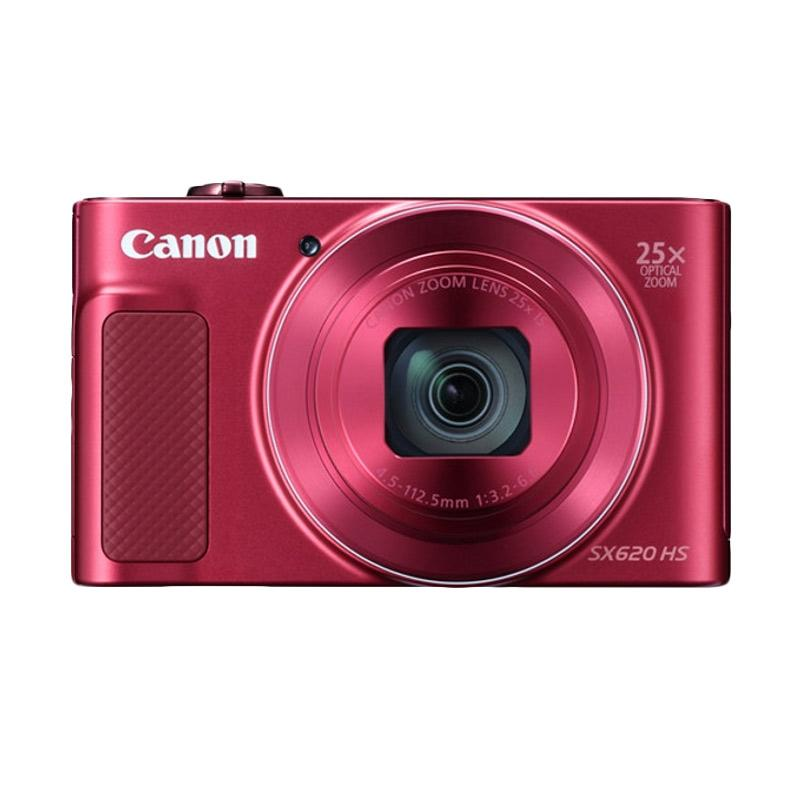 Canon PowerShot SX620 HS [Red]