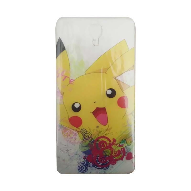 FDT TPU Pokemon 005 Casing for Xiaomi Redmi Note