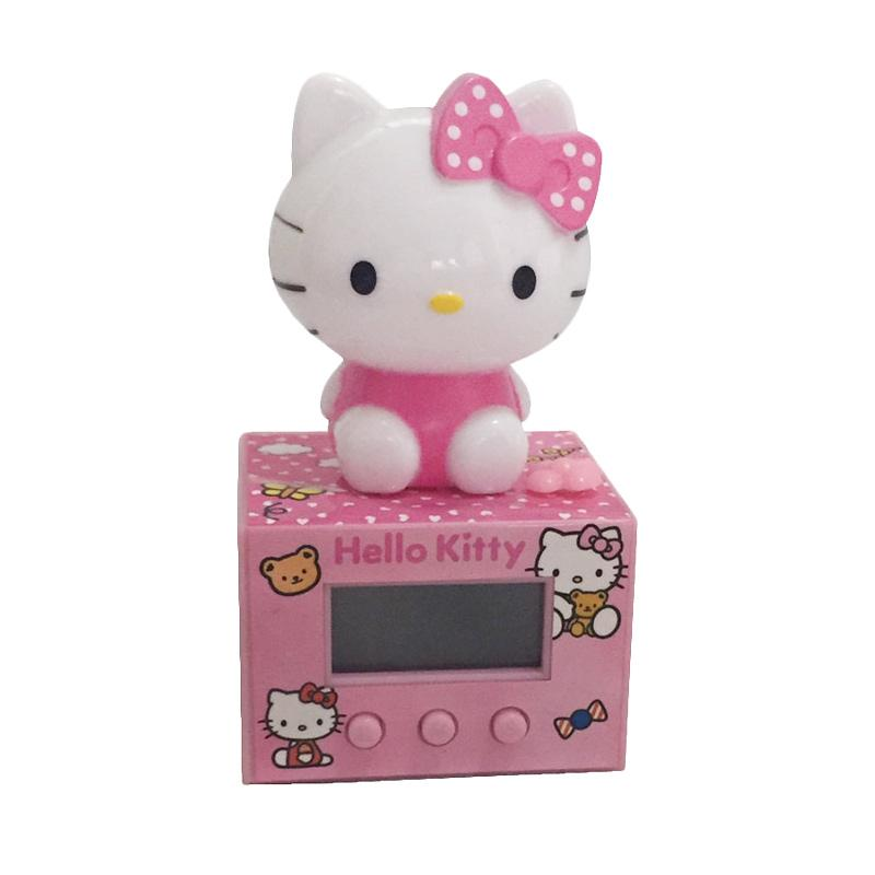 Hello Kitty Cute HK Jam Digital - Pink