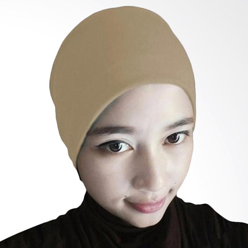 Kus Group Hijab Ciput Arab - Coklat Muda