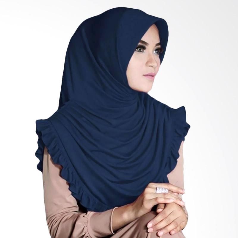Kus Group Hijab Sofia Kerudung - Navy