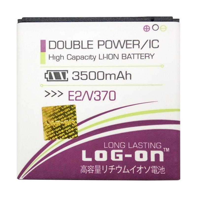 Log On Double Power Battery for Acer V370 [3500 mAh]
