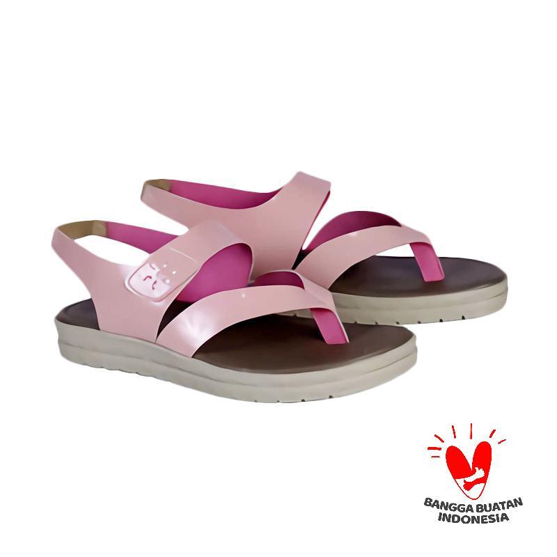 Spiccato SP 566.04 Kasual Sandal Flats Wanita