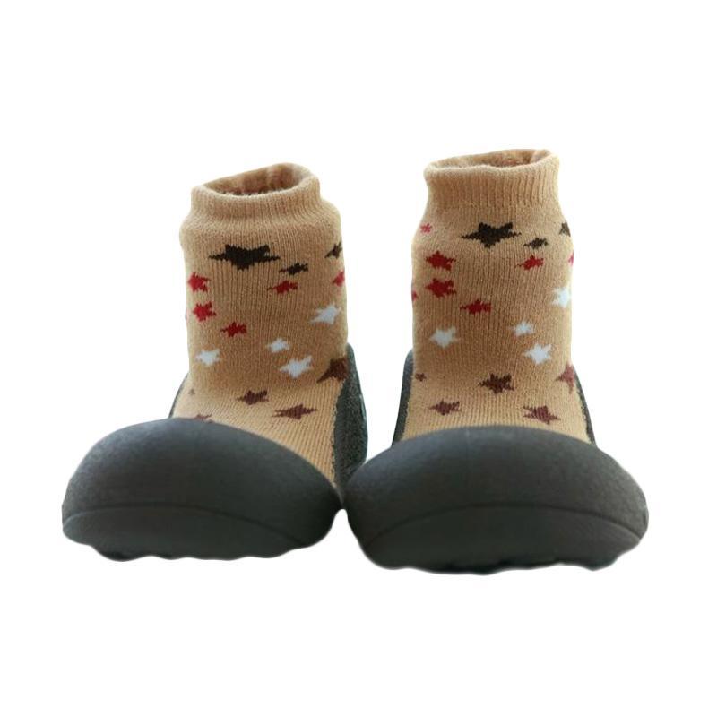 Attipas Twinkle ATK02 Sepatu Bayi - Brown