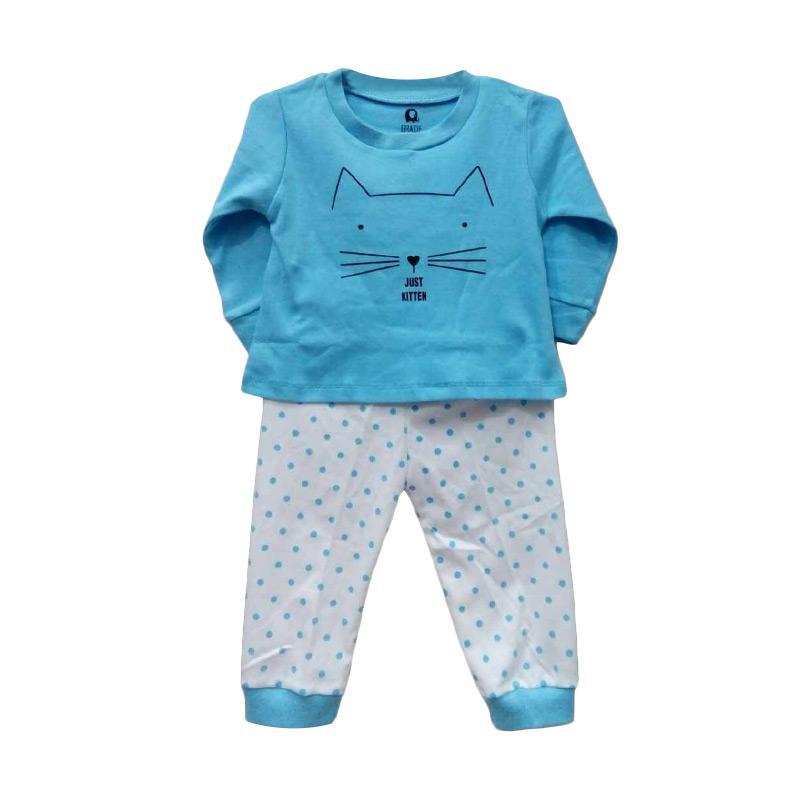 harga Gracie Just Kitten Baju Bayi Perempuan - Blue Blibli.com