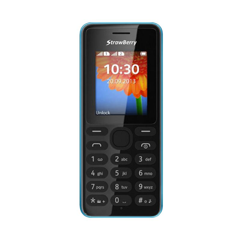 Strawberry ST22 Candybar Handphone
