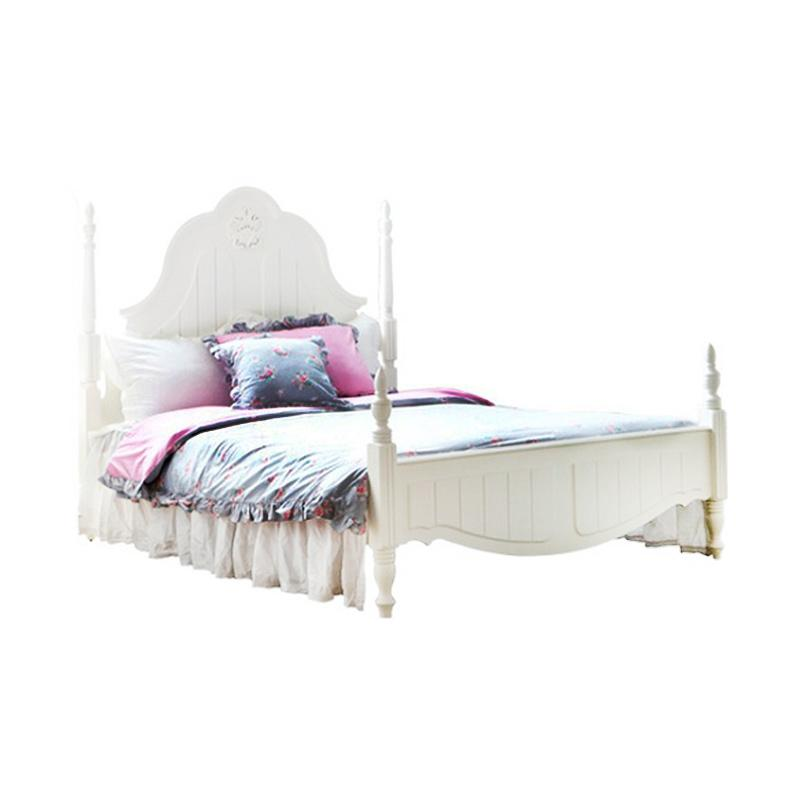 The Olive House Isabella Queen Bed