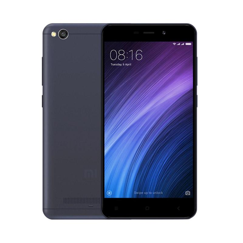 Xiaomi Redmi 4A Smartphone - Grey [32GB/2GB/Garansi TAM]
