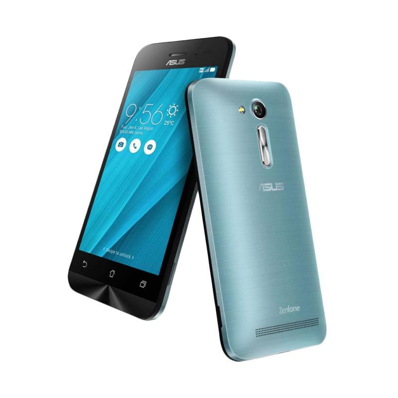 Asus Zenfone Go ZB552KL Smartphone - Blue [16GB/ 2GB]