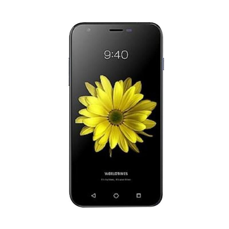 Axioo Venge AX5 Smartphone - Cokelat [16GB/ RAM 3GB]