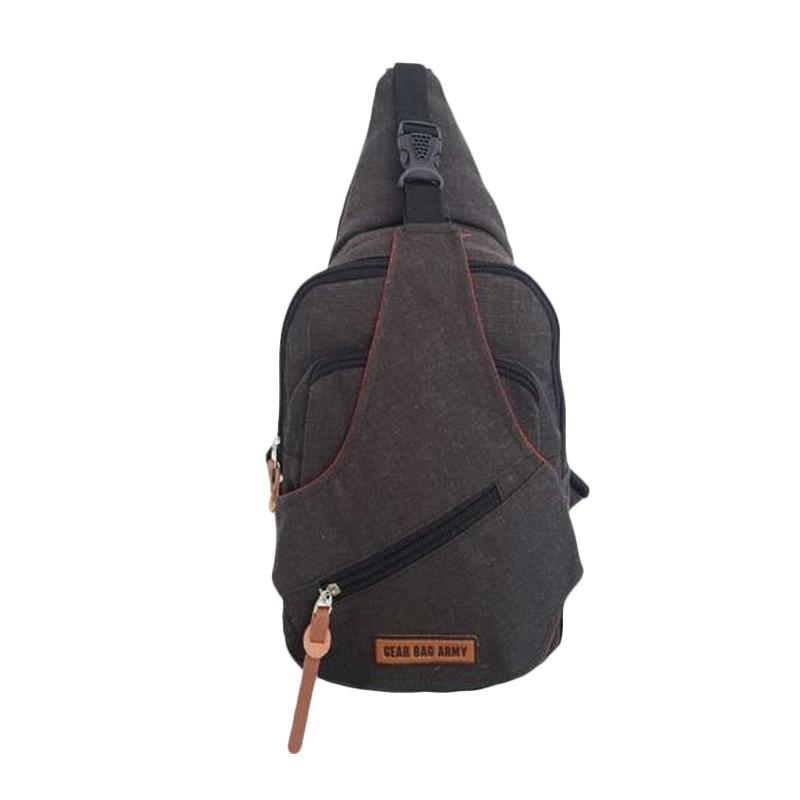 Bag & Stuff Canvas Gear Hawking Shoulder Bag