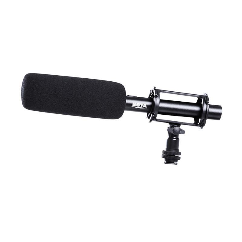 harga Boya PVM 1000 Profesional Shotgun Microphone - Ladang Blibli.com