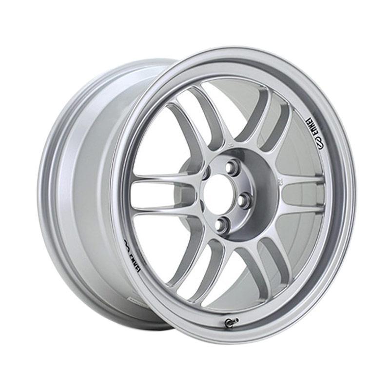 harga Enkei RPF1 Silver Velg Mobil [Ring 17x8 ET35/PCD 5x100] Blibli.com