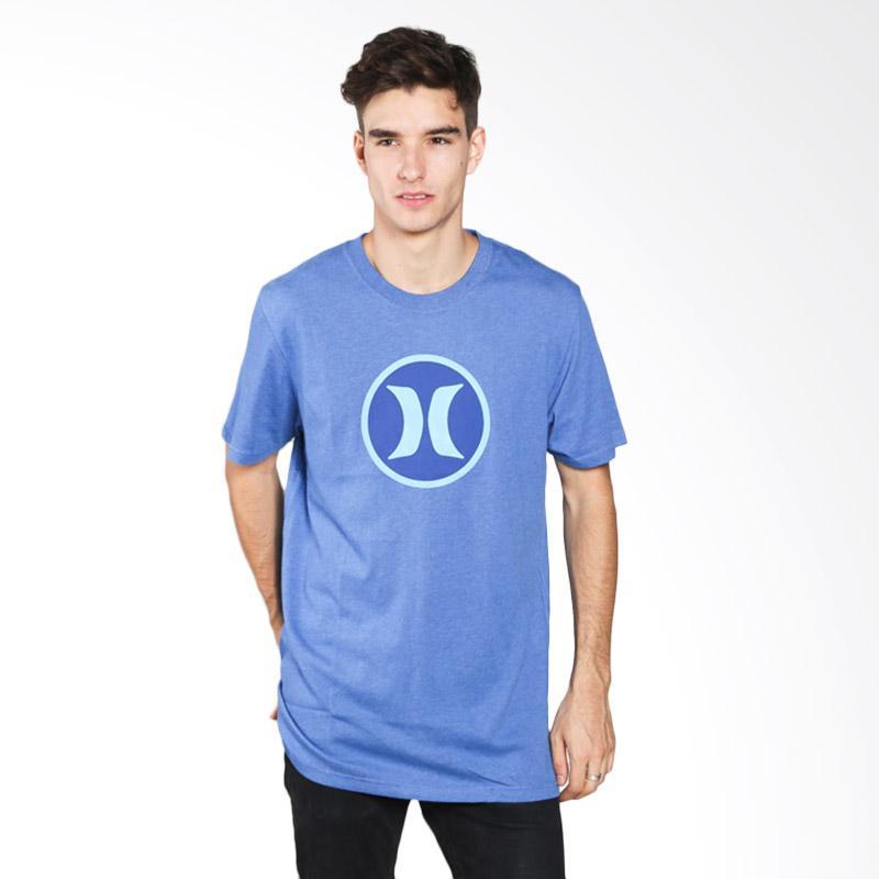 Hurley AMTSBKDF-HBL Block Party T-shirt Extra diskon 7% setiap hari Extra diskon 5% setiap hari