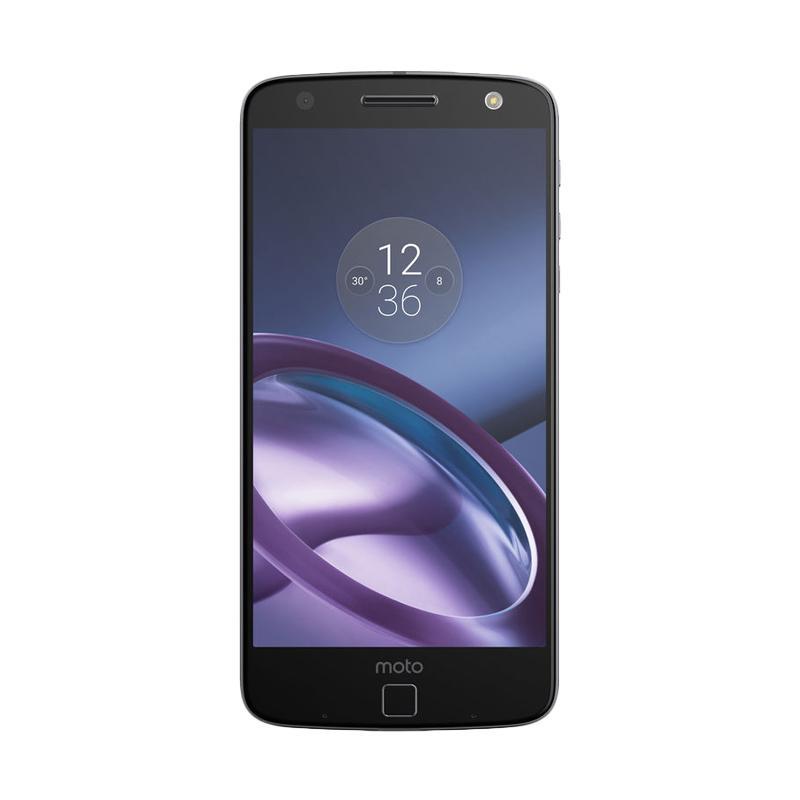 Motorola Z XT1650 Smartphone - Black [64GB/ 4GB] - 9282080 , 15439060 , 337_15439060 , 6650000 , Motorola-Z-XT1650-Smartphone-Black-64GB-4GB-337_15439060 , blibli.com , Motorola Z XT1650 Smartphone - Black [64GB/ 4GB]