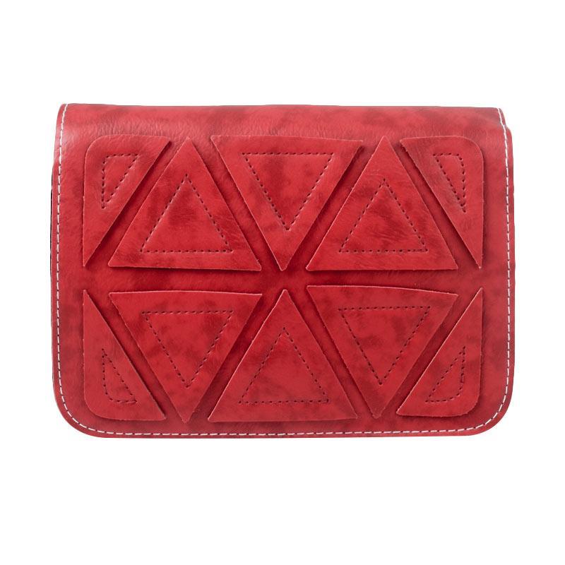 harga Paroparoshop Triva Slingbag - Red Blibli.com