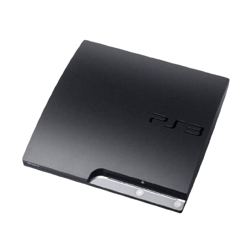 SONY PS3 Slim CFW 20xx Game Console [HDD 320 GB] FULL GAME