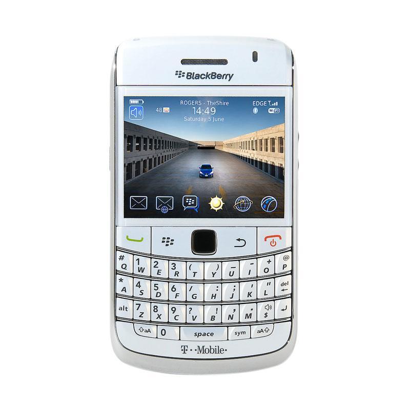 Blackberry Onyx 9700 Smartphone - Putih
