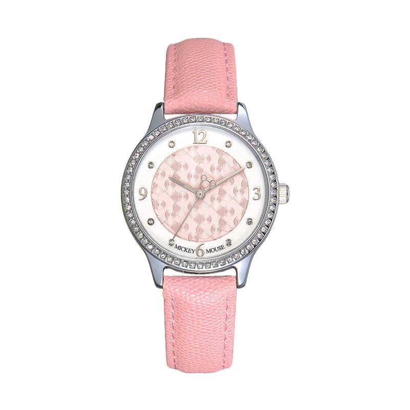 Disney MS11024-P Mickey Jam Tangan Wanita - Pink