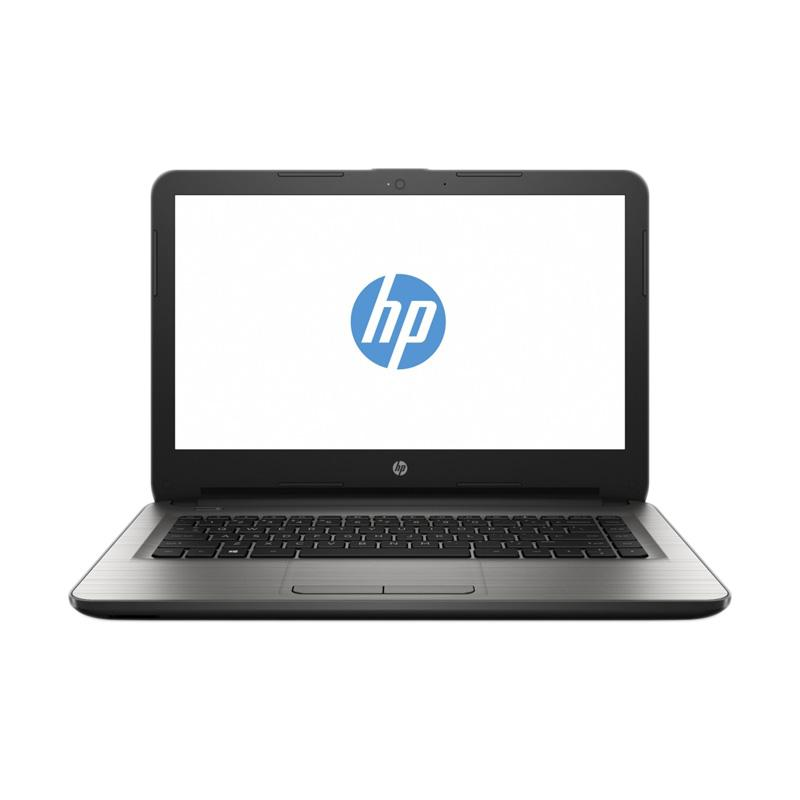HP 14-am015tx Notebook - Abu-abu [4 GB/AMD Radeon R5/2.3 GHz/14 Inch]