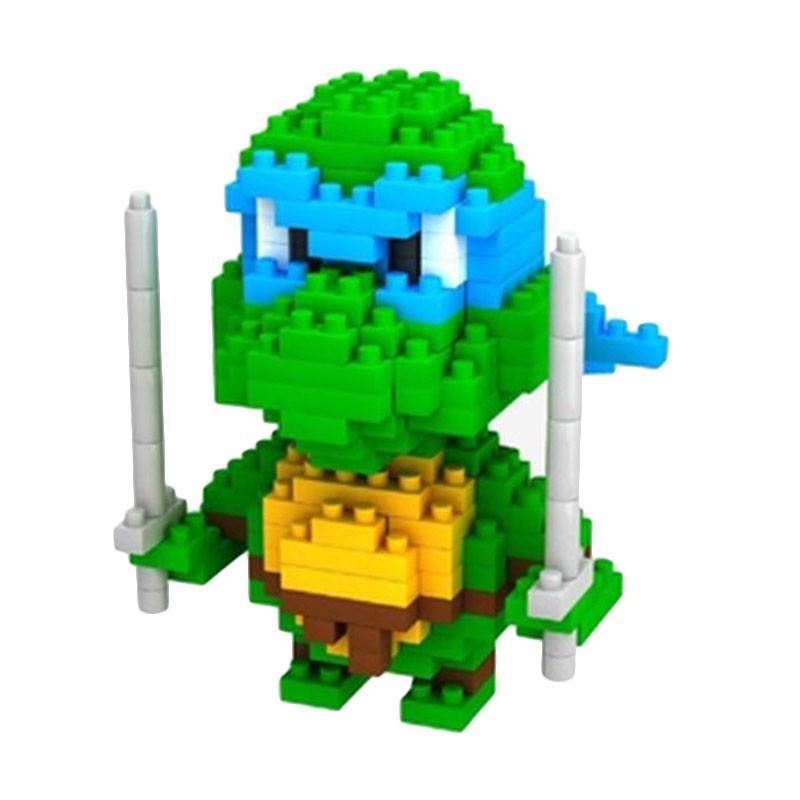 LOZ 9151 TMNT Leonardo Mini blocks