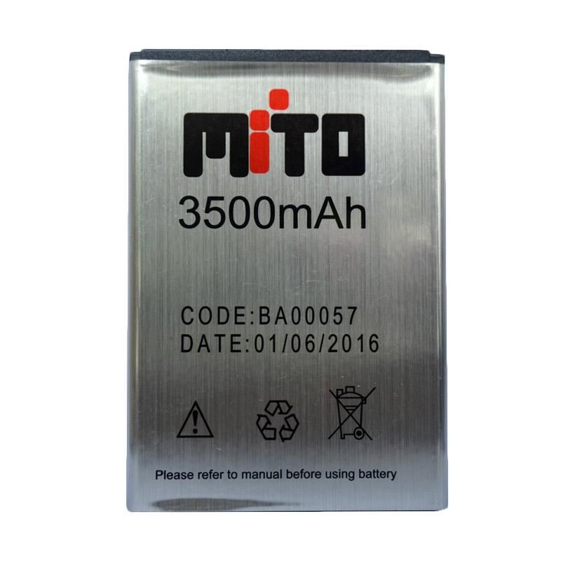 Mito BA00057 Baterai for Fantasy Power A68 - Silver