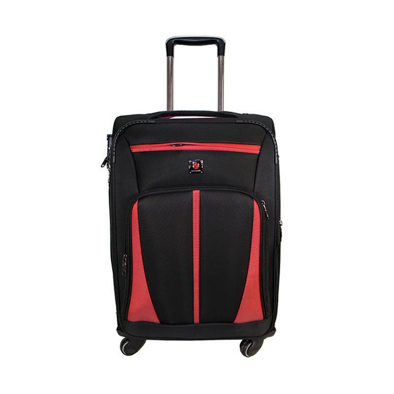 Polo Classic 990374 Trolley Bag - Black [20 Inch]