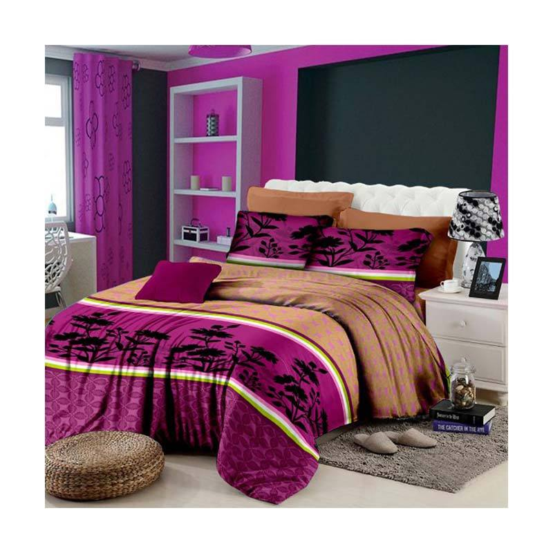 Royals Motif Helena Disperse Set Sprei