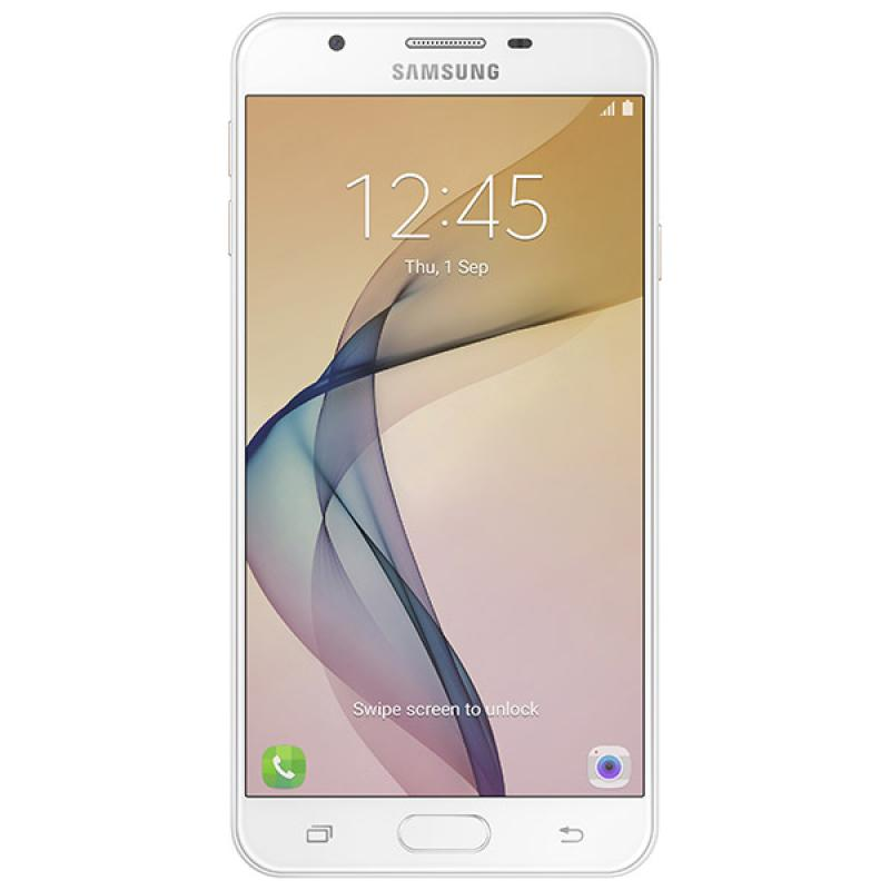 Samsung Galaxy J7 Prime Smartphone - Gold [32GB/ 3GB] + FREE POWERBANK