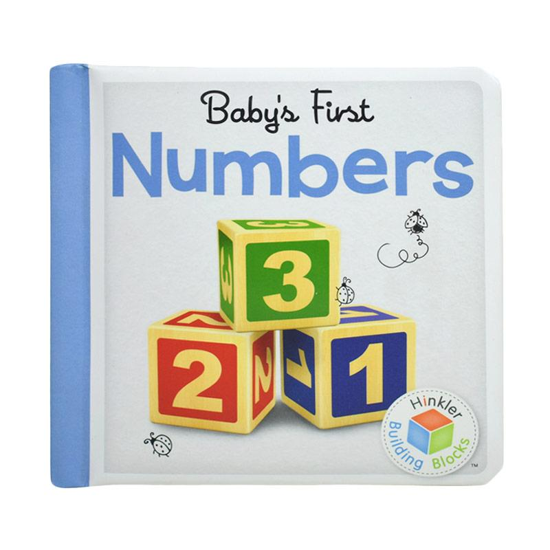 Baby's First Numbers by Hinkler Books