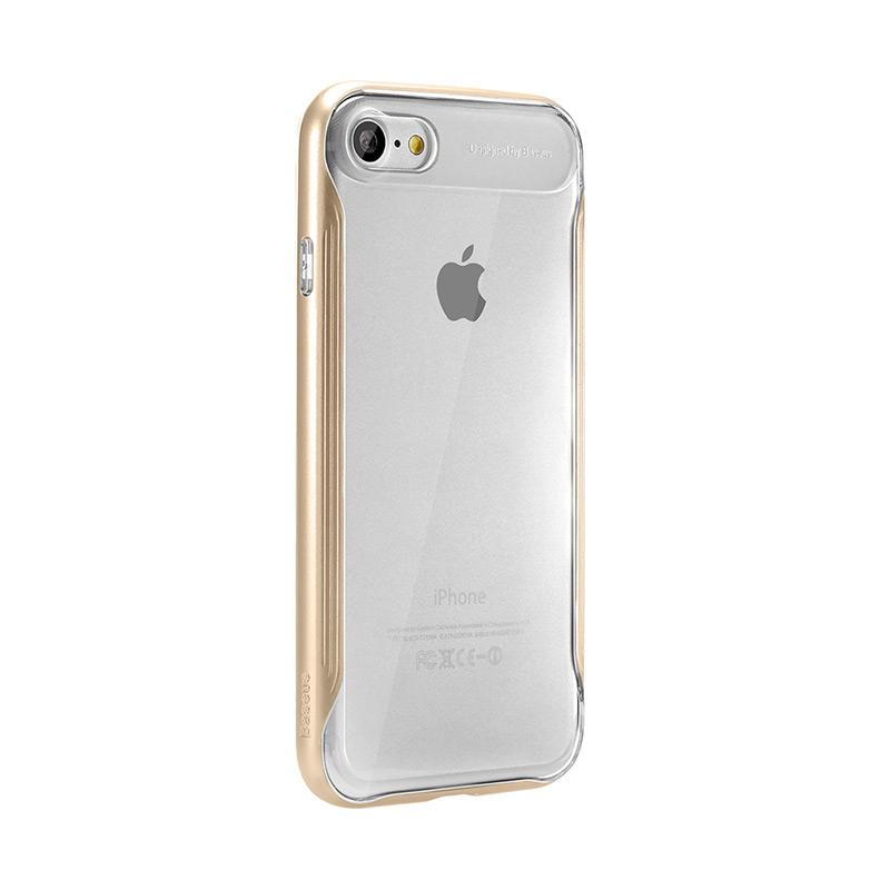 Baseus Fusion Series Casing for iPhone 7 - Gold