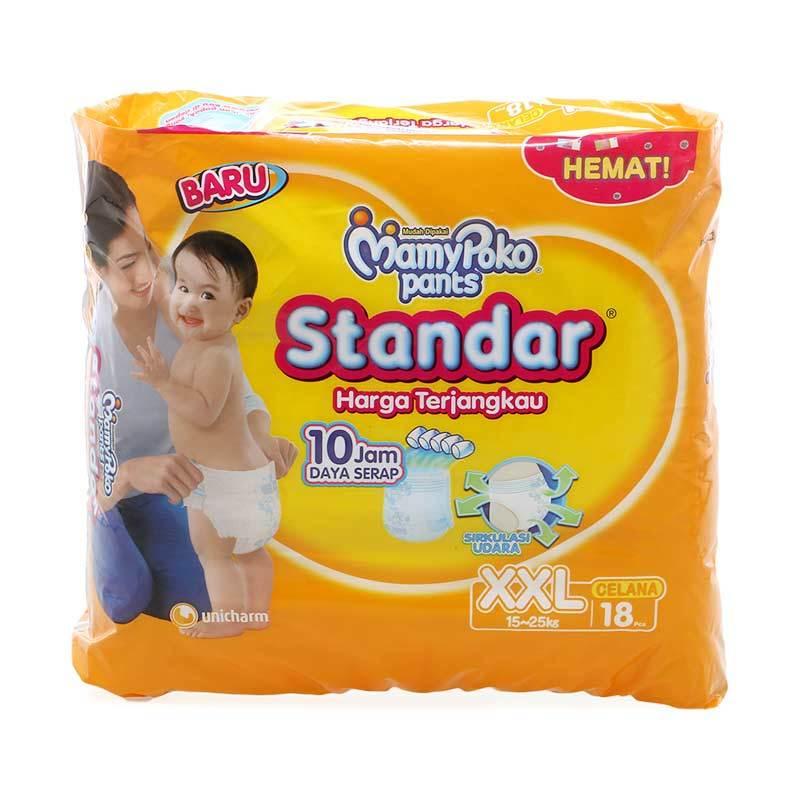 MamyPoko Popok Pants Standard [XXL/18 pcs]