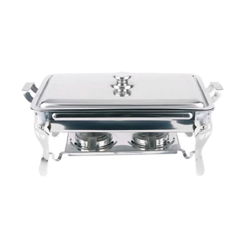 harga Maspion Super Pan with Stove - Silver Blibli.com