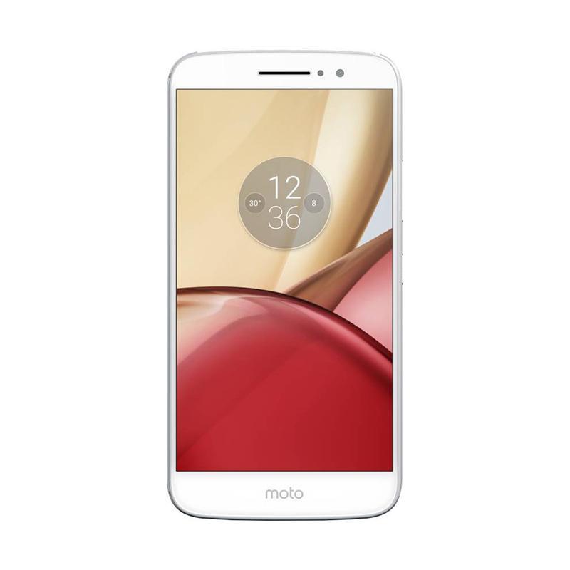 Motorola Moto M Smartphone - Silver