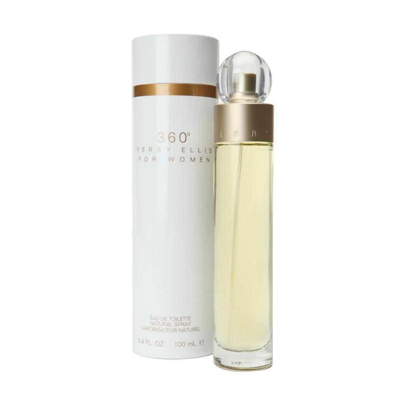 Perry Ellis 360 EDP Parfum Wanita [100 mL]