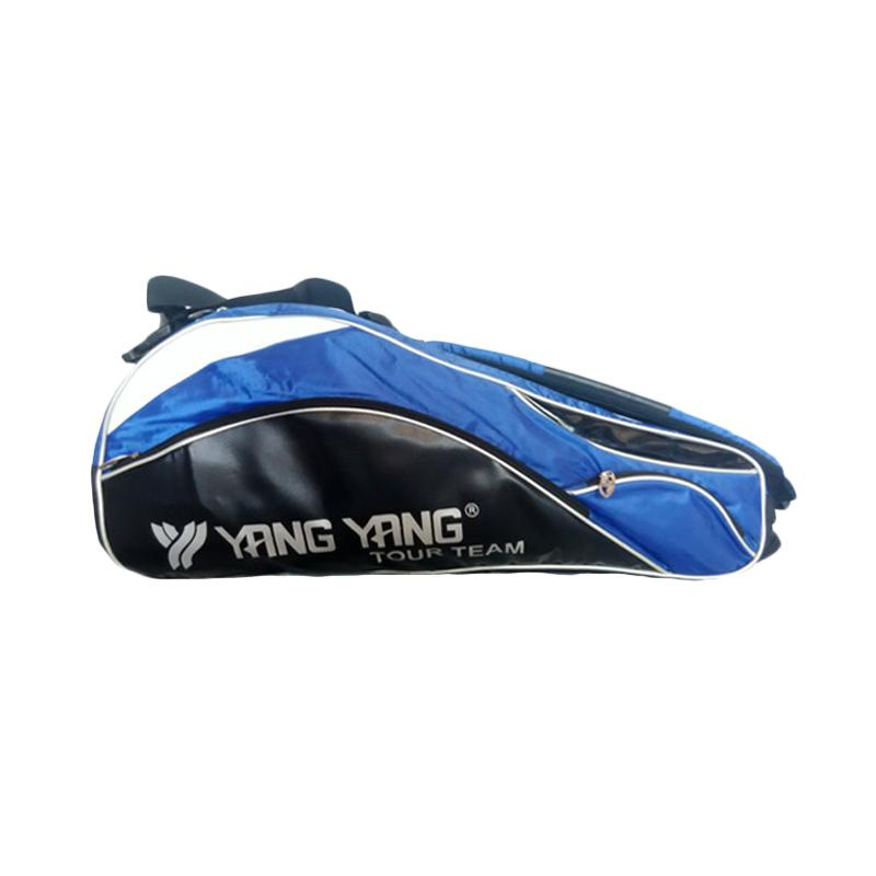 Yang Yang 2 Compartments Tas Badminton - Blue