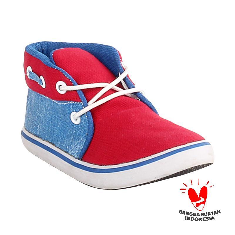 Blackkelly Sepatu Casual Anak Ryan LLE 861