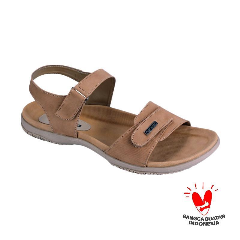 harga Catenzo AQ 064 Flat Owlfeather Sandal Wanita Blibli.com