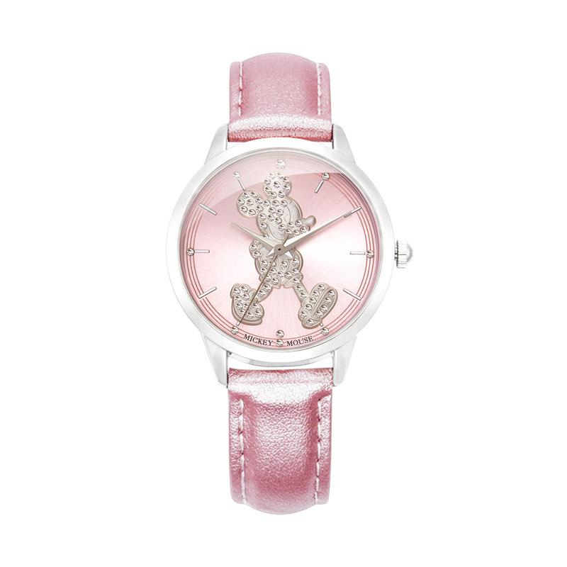 Disney MS11036-P Mickey Jam Tangan Wanita - Pink