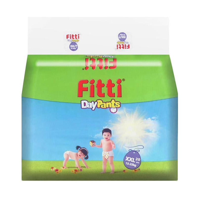Fitti Day Pants Jumbo Pack Popok Bayi [XXL/20 pcs]