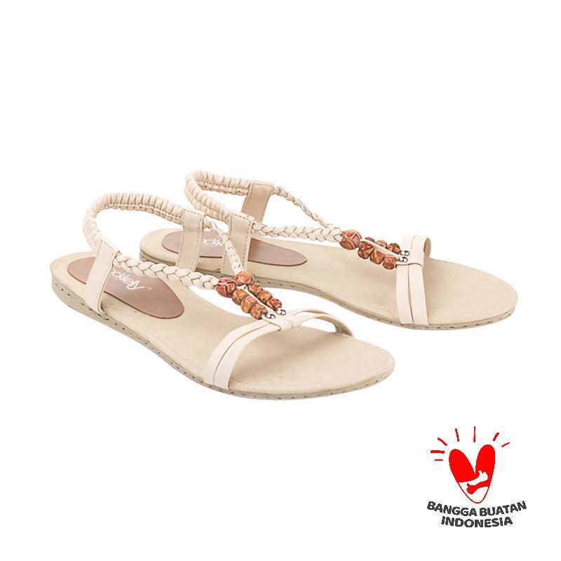 Blackkelly LEP 201 Marema Sandal Flats Wanita