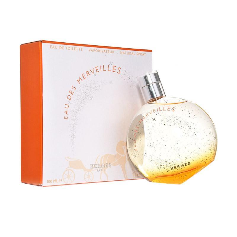 Jual Hermes Eau Des Merveilles For Women Edt Parfum Wanita 100 Ml