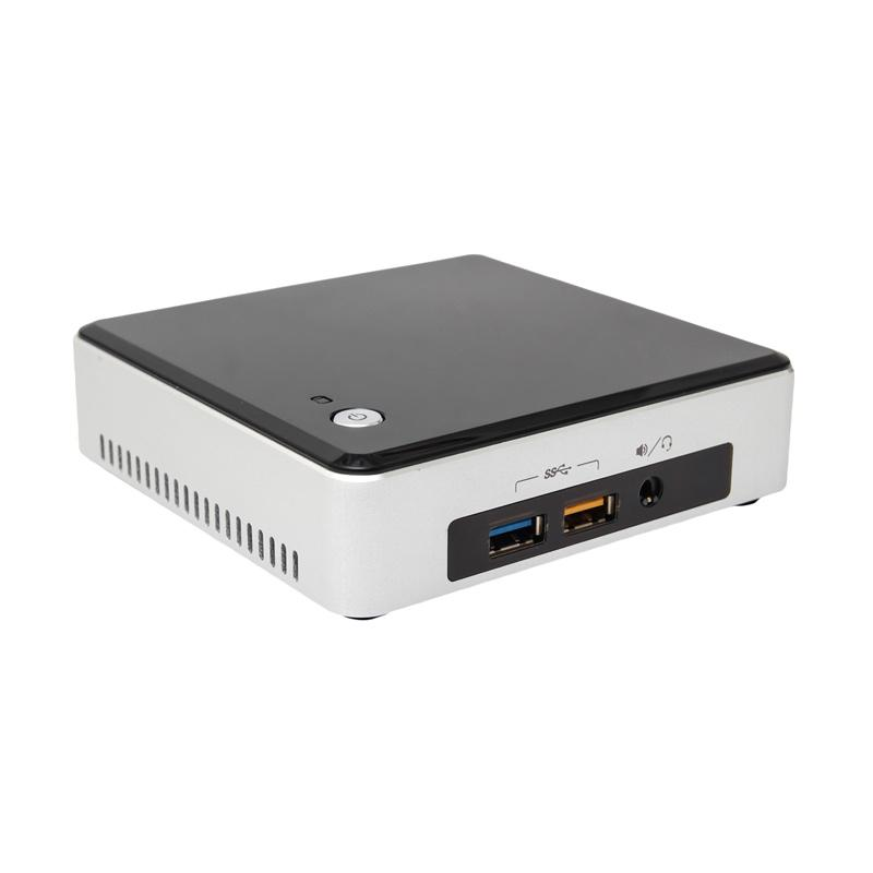 Intel NUC5i3RYH Mini PC [Core i3/RAM 4GB/HDD 500GB/Win 10]