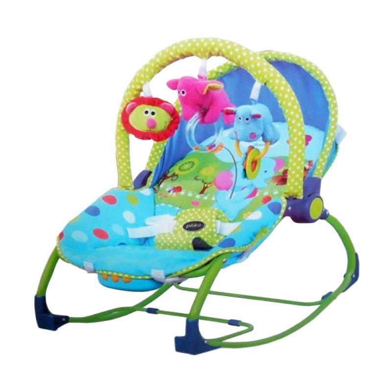 Pliko Bouncer Hammock Rocking Chair / Kursi Goyang Anak dan Bayi - 40KG/80LBS