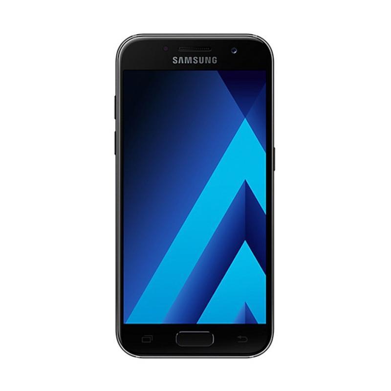 Daily Deals - Samsung Galaxy A3 2017 Smartphone - Hitam [16GB/ 2GB]