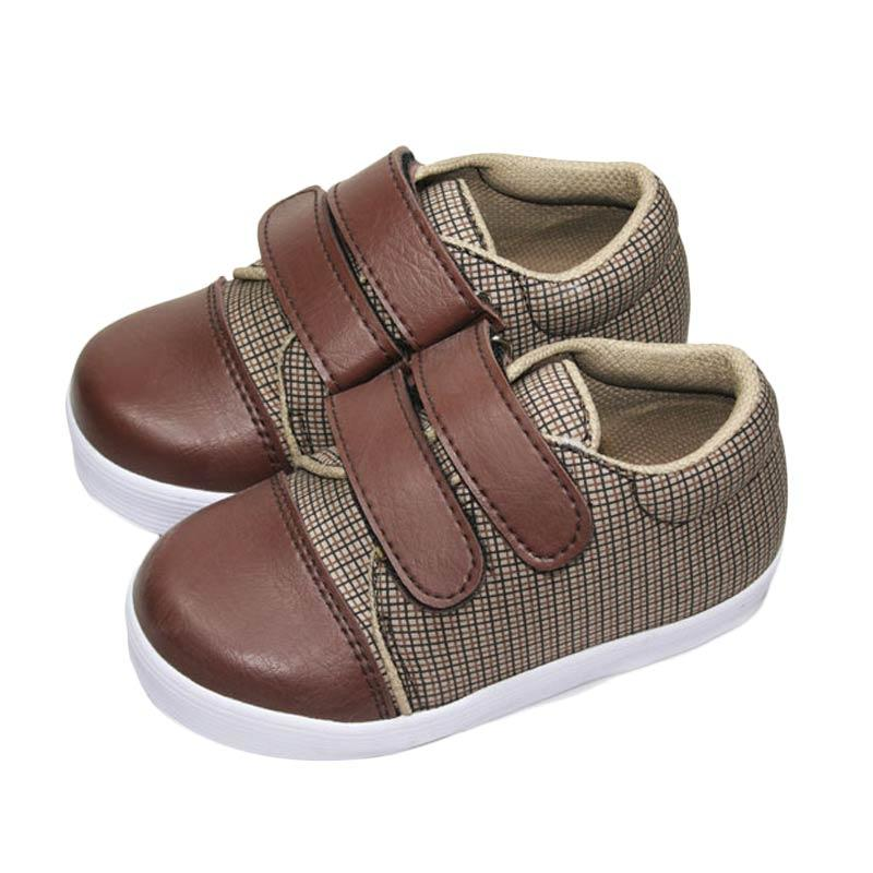 Tamagoo Harry Sepatu Anak Laki-laki - Brown