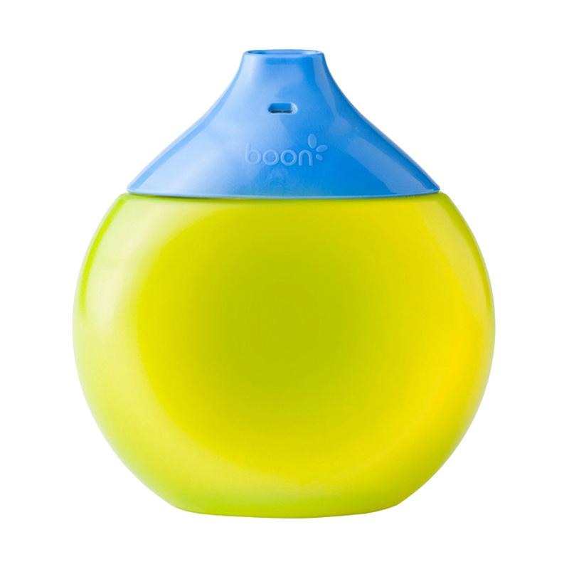 Boon New Fluid Sippy Cup - Blue Green